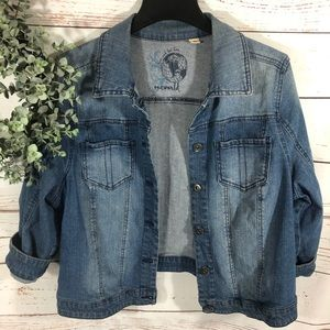 One World Jean Jacket